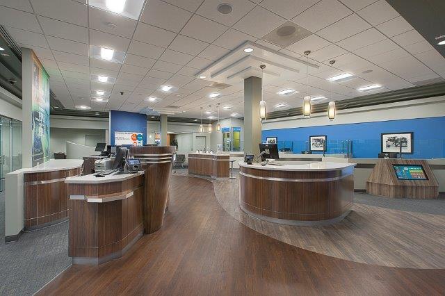 bank remodeling