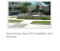 ADA installation and Services