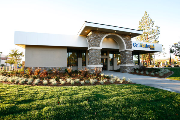 CalNational bank constructions