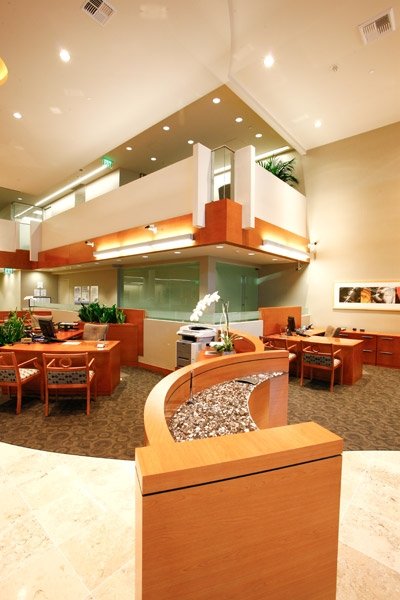 lobby credit union layout