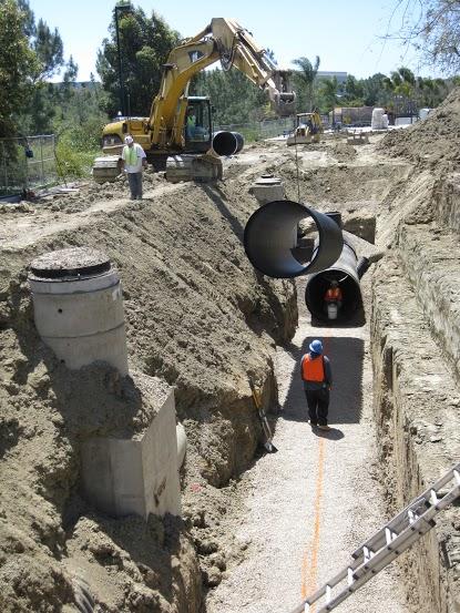 infrastructure commercial contractors