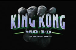King Kong ride
