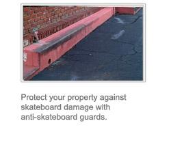 skateboarding stop