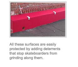 skateboarding stops