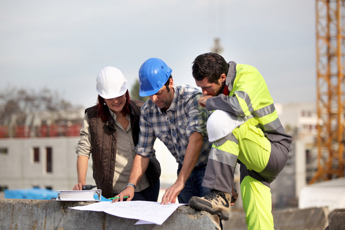 characteristics of construction industry