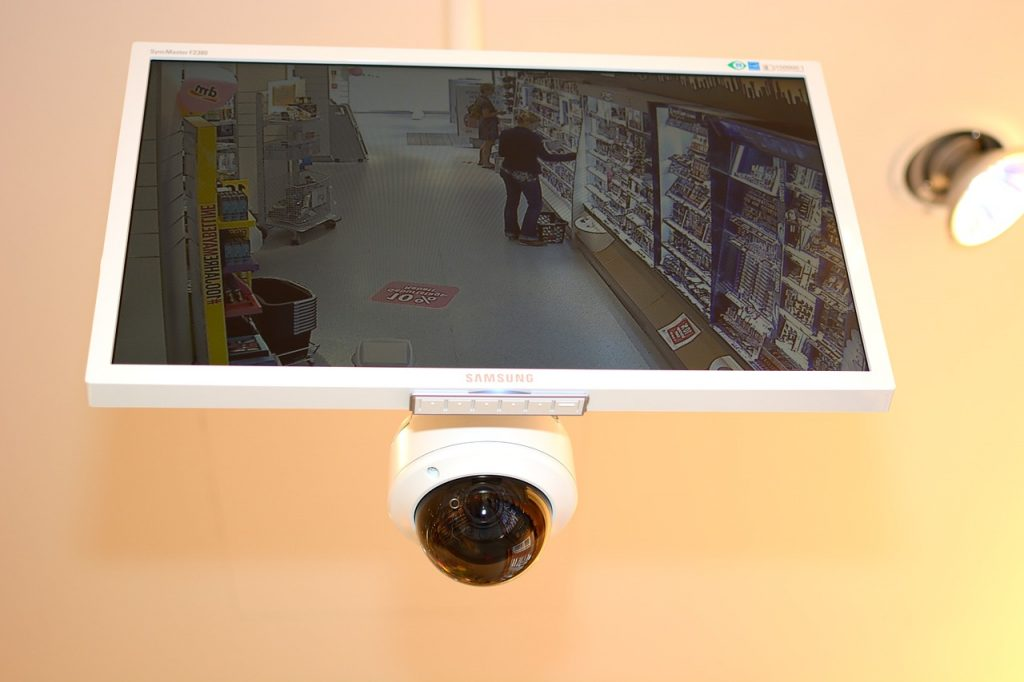 surveillance camera monitoring service
