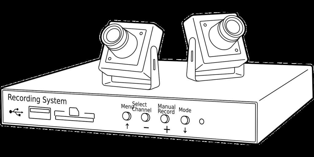 video surveillance recording system